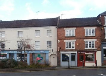 Thumbnail Commercial property for sale in 3B - 7 High Street, Stone, Staffordshire