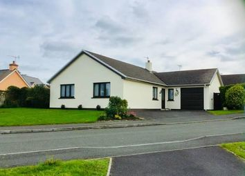 Thumbnail 3 bed detached bungalow for sale in Meadow Road, Jameston, Tenby