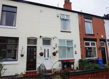 Thumbnail 2 bedroom terraced house for sale in Caistor Street, Stockport