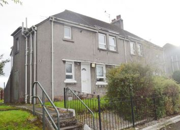 Thumbnail 1 bed flat for sale in 11, Kirklandneuk Road, Renfrew PA49Bn