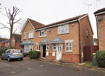 2 bed end terrace house for sale in Belgrave Close, Rayleigh SS6