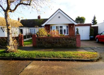 Thumbnail 2 bedroom semi-detached bungalow for sale in Ashurst Avenue, Southend-On-Sea