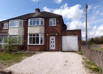 Thumbnail 3 bed semi-detached house for sale in Apsley Road, Oldbury, West Midlands