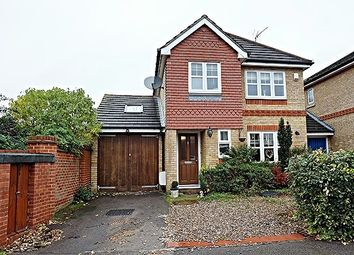 Thumbnail 3 bed link-detached house for sale in Brookside Road, Watford