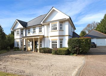 Thumbnail 5 bed detached house for sale in Stonehill Gate, Hancocks Mount, Ascot, Berkshire