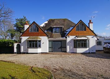 Thumbnail 4 bed detached house for sale in Fiery Hill Road, Barnt Green