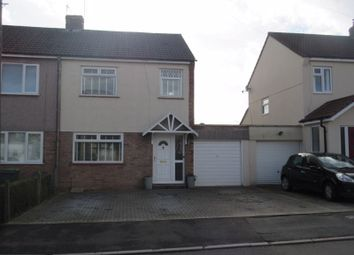 Meadow View, Frampton Cotterell, Bristol BS36. 3 bed semi-detached house for sale
