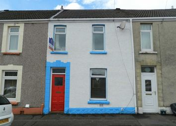 Thumbnail 3 bed terraced house for sale in Hill Street, Mount Pleasant, Swansea