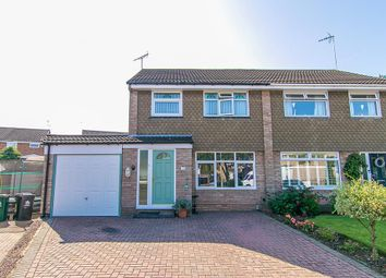 Thumbnail 3 bed semi-detached house for sale in Steinbeck Road, Carlton, Nottingham