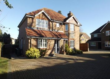 Thumbnail 4 bed detached house for sale in Oakley, Hampshire