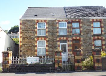 4 bed semi-detached house for sale in 6 Station Road, Penclawdd, Swansea SA4