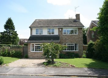 Thumbnail 4 bed detached house to rent in Cane End, Princes Risborough