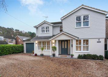 Thumbnail 4 bed detached house for sale in Elgin Road, Weybridge, Surrey