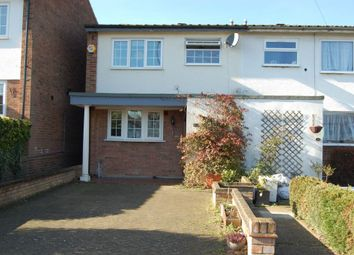 Thumbnail 3 bedroom end terrace house for sale in Hornbeam Road, Buckhurst Hill