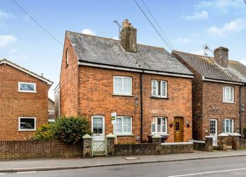 Thumbnail 3 bed semi-detached house for sale in Hermitage, Emsworth, Hampshire
