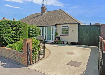 Thumbnail 2 bed semi-detached bungalow for sale in Poplar Drive, Herne Bay, Kent
