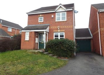 Thumbnail 3 bed detached house to rent in Impey Close, Thorpe Astley