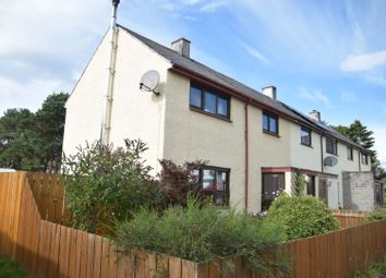 Thumbnail 3 bedroom end terrace house for sale in Ellanwood Road, Carrbridge