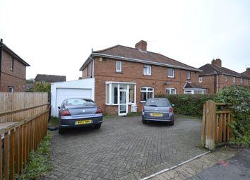 Thumbnail Semi-detached house for sale in Pen Park Road, Bristol