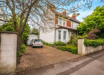 Thumbnail 5 bedroom semi-detached house for sale in St. Lukes Road, Maidenhead
