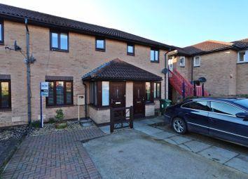 Thumbnail 2 bed terraced house for sale in Pomander Crescent, Walnut Tree, Milton Keynes