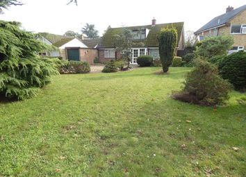 Thumbnail 2 bed detached bungalow to rent in Castle Lane, Thetford