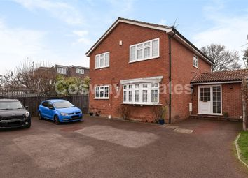 Thumbnail 4 bed detached house for sale in Sandbrook Close, Sunnydale Gardens, Mill Hill