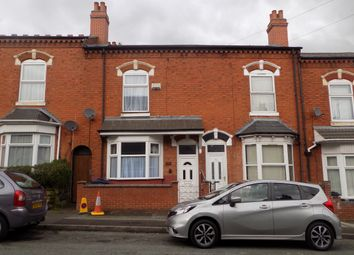 3 bed terraced house for sale in Clarence Road, Sparkhill, Birmingham B11