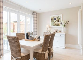 Thumbnail 3 bed detached house for sale in 1 Admiral Close, Harbour Village, Fleetwood