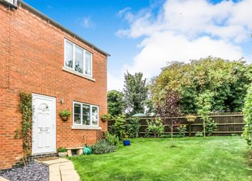 Thumbnail Semi-detached house for sale in Pound Close, Ringstead, Kettering