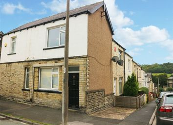 Thumbnail 2 bed end terrace house for sale in Queens Road, Keighley, West Yorkshire