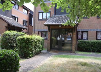 Thumbnail 2 bedroom flat to rent in Capstan Close, Chadwell Heath, Romford
