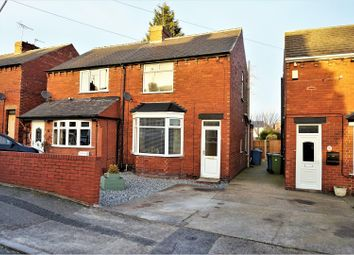 Thumbnail 2 bed semi-detached house for sale in Stainforth Street, Mansfield