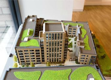 Thumbnail 2 bed flat for sale in Marine Wharf East, Plough Way, Surrey Quays, London