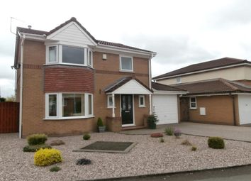 Thumbnail 3 bed detached house for sale in Rosewood Close, Dukinfield
