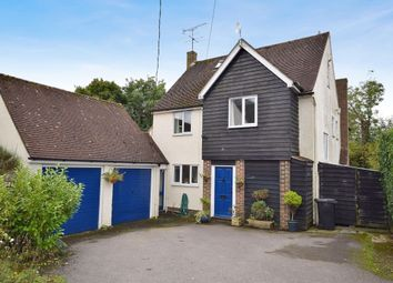 Thumbnail 4 bed detached house for sale in High Street, Hempstead, Saffron Walden