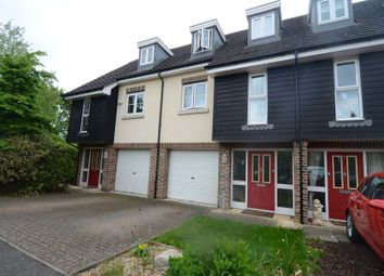 Thumbnail 4 bedroom terraced house to rent in Scholars Walk, Farnborough