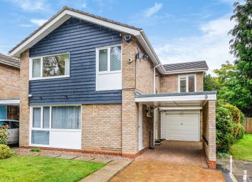 Thumbnail 5 bed detached house for sale in Kesteven Close, Edgbaston, Birmingham
