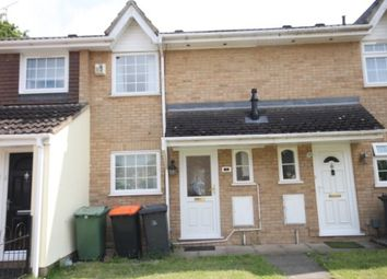 Thumbnail 3 bed terraced house to rent in Cemetery Road, Houghton Regis, Dunstable