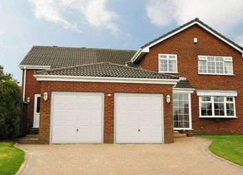 Thumbnail 5 bed detached house for sale in Brandwood, Chadderton, Oldham