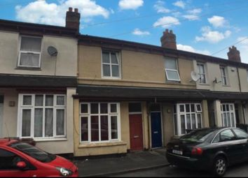 Thumbnail 3 bed terraced house to rent in All Saints Road, Wolverhampton