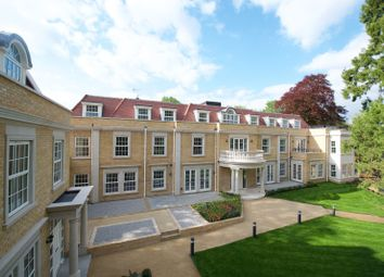 Thumbnail 2 bed flat for sale in Brooklands Road, Weybridge