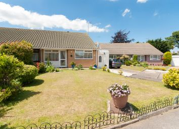 Thumbnail 2 bed semi-detached bungalow for sale in Beverly Close, Birchington