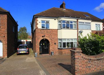 Thumbnail 3 bedroom semi-detached house for sale in Summit Drive, Woodford Green, London