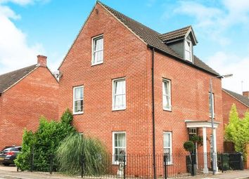Thumbnail 4 bedroom detached house for sale in Birch Covert, Thetford