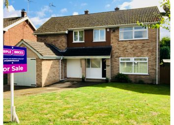 Thumbnail 4 bed detached house for sale in Hardwick Drive, Ollerton, Newark