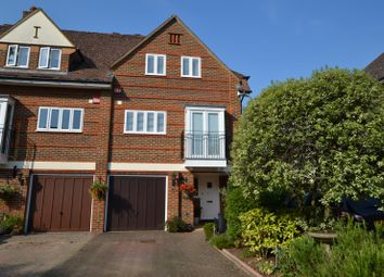4 bed end terrace house for sale in St. Nicholas Crescent, Pyrford, Woking GU22