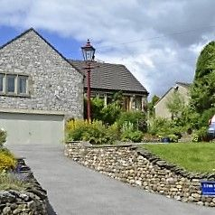 Thumbnail 5 bed detached house for sale in Horton-In-Ribblesdale, Settle