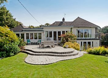 Thumbnail 4 bed detached house for sale in Membland, Newton Ferrers, South Devon