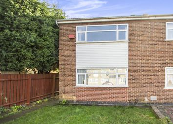 Thumbnail 2 bed semi-detached house for sale in Balisfire Grove, Leicester